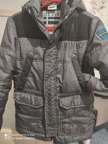 Куртка-парка демисезонна на  9-10р.