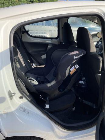 Cadeira auto BabySafe Atika com plus test