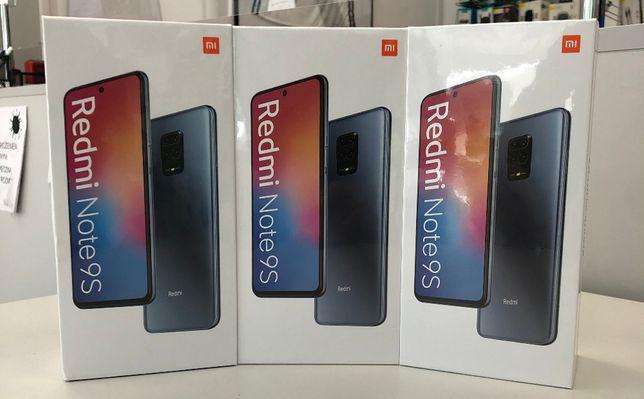 Xiaomi Redmi Note 9s 6/128gb Grey 1050zl Chmielna 106
