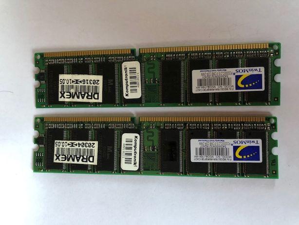 Pamięć RAM PC3200 DDR-Dimm 512MB