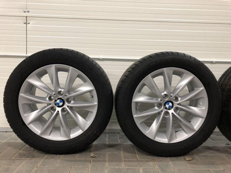 Koła felgi aluminiowe styling 307 BMW X3 +opony 245/50r18! Wałbrzych - image 1