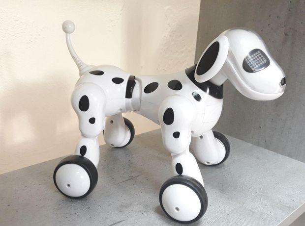 Робот Smart - Dog, собака / Интерактивная, на р/у / есть эмоции, Pet D