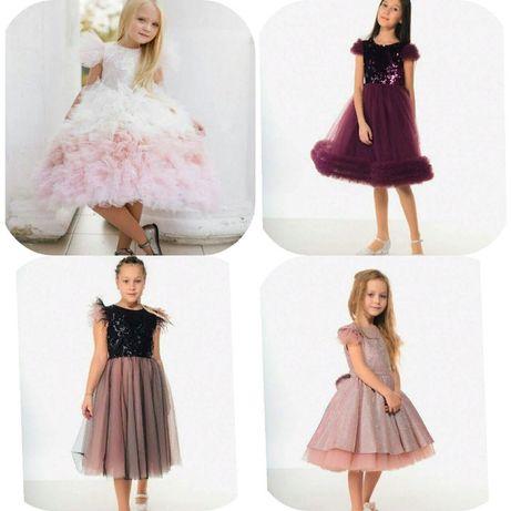 Индивидуальный пошив детских платьев для торжеств