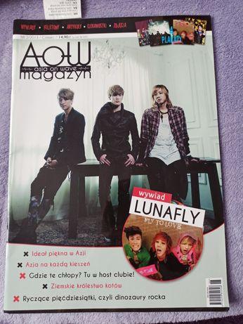 Magazyn AoW Asia on Wave o japonii