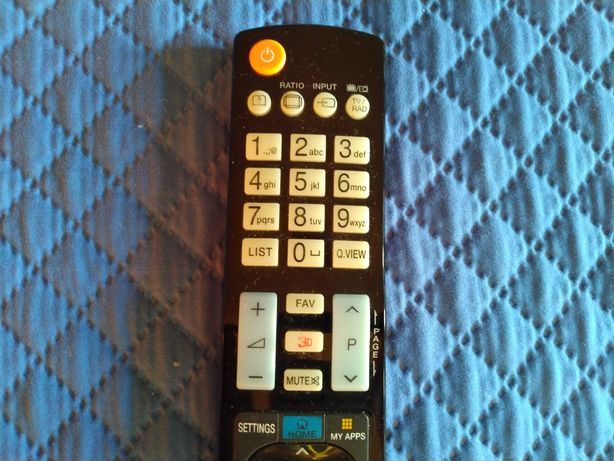 LG Comando Original para Smart TV da LG (Com Alguma Utilização)
