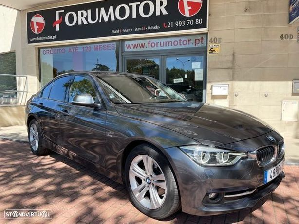 BMW 318 d Line Sport Auto