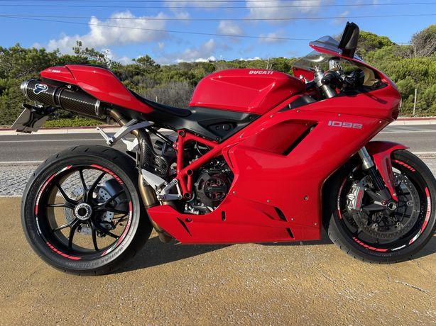 Vendo Ducati 1098