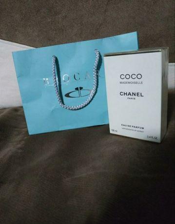 Chanel Coco Mademoiselle Шанель Коко Мадмуазель женские духи парфюм