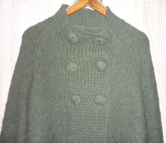 Sweter grzybek Littlewoods alpaka S/M