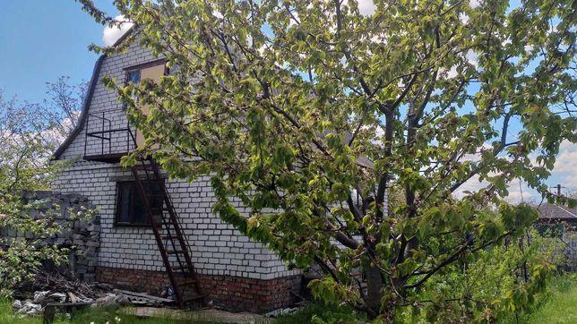 Продается дача 2 участка 8 соток с домом 40 м, Баловное. к1