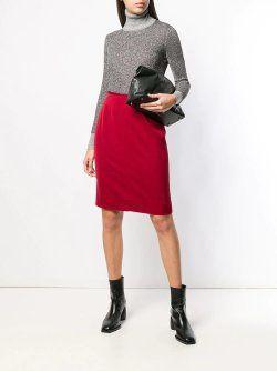 Jean Paul Gaultier винтажная юбка из тоненькой шерсти. Днепр - изображение 1