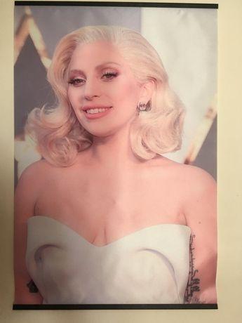 Poster - Lady Gaga Oscares 2017