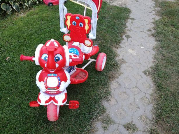 Rowerek dla dziecka -slon