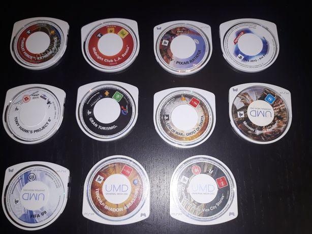 Vários Jogos PSP