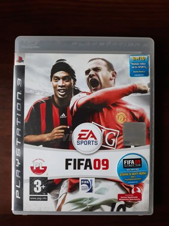 Gra Fifa 9 na PS 3