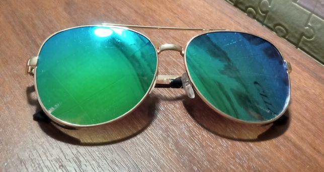 Очки солнцезащитные хамелеон