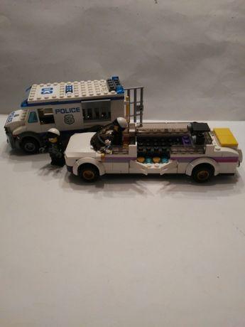 lego samochody policyjne