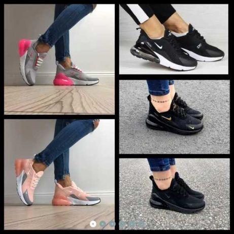 Nike air max 270. Rozm. 36/37/38/39/40. JAKOŚĆ PREMIUM. Wiosna / Lato