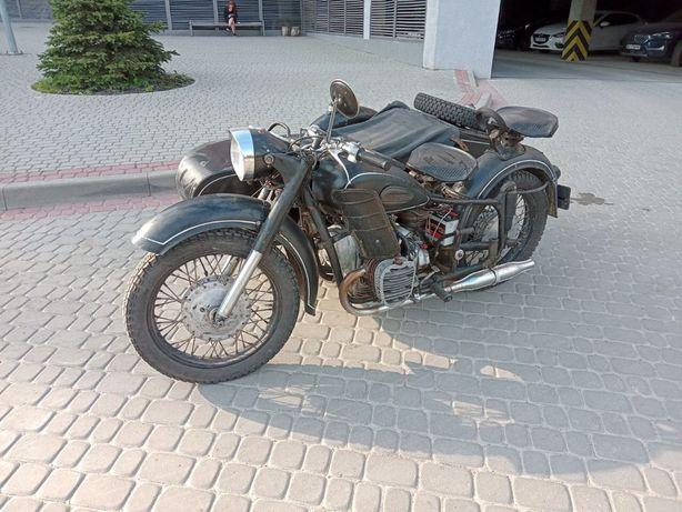 Мотоцикл «К750»