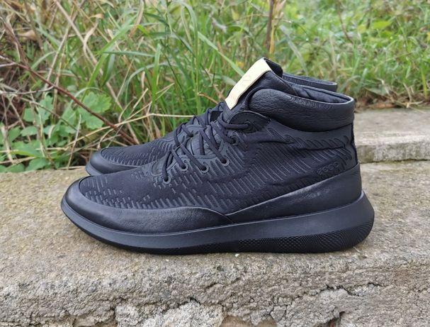 Кожаные ботинки кроссовки Ecco scinapse 40 р. Оригинал