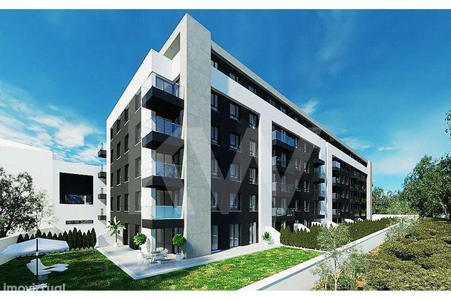 Apartamento T3 com varanda em construção - Paranhos - Faculdades