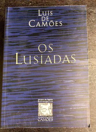 Os Lusíadas - Luís de Camões (4.ª edição 2000 pelo Instituto Camões)