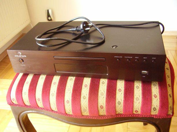 Odtwarzacz Auna CD Hi-Fi mp3 nowy powystawowy