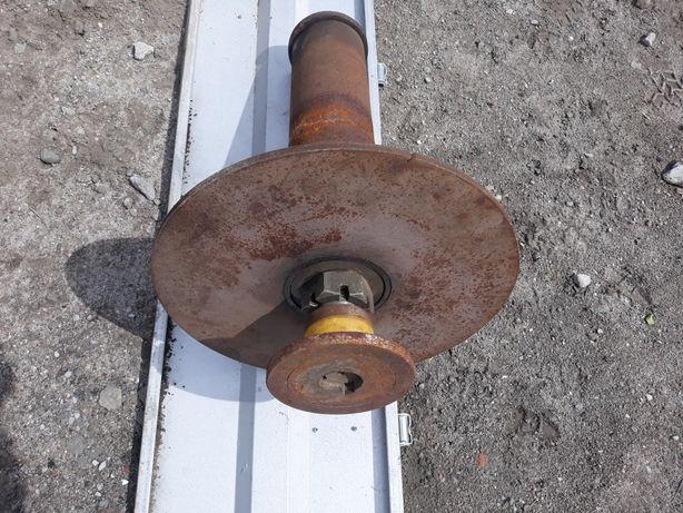 Wał do produkcji mieszalnika do betonu