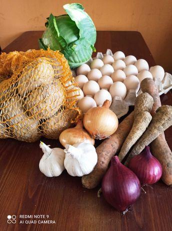 Marchewka, buraczki, ziemniaki, jaja wiejskie itp, z dostawą pod dom