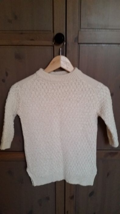 Sweter firmy Zara nieużywany 100 % bawełna Jaworzno - image 1