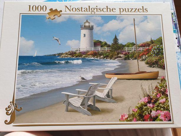 Puzzle krajobraz 1000