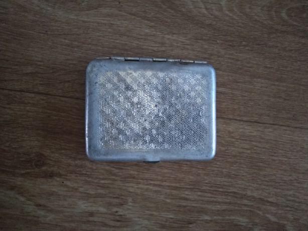 Продам чеканный портсигар времён 2-й мировой войны