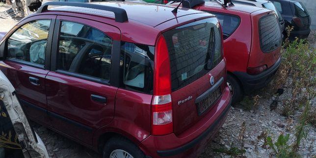 Fiat Panda 1,2 44 kW,2003-na części