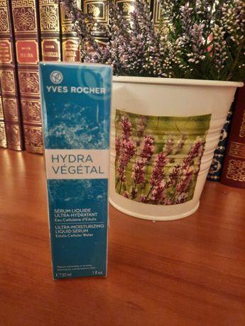 Hydra Vegetal Ultranawilżające serum w płynie 30 ml Yves Rocher nowe