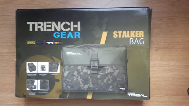 Torba Shimano Tribal Trench Gear Stalker