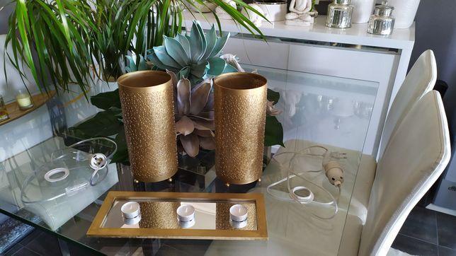 Conj. 2 candeeiros estilo chinês +tabuleiro+velas