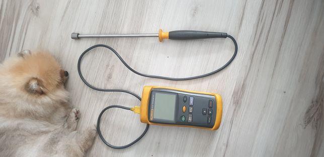 Urządzenie do pomiaru temperatury Fluke 51 II / Termometr Fluke 51 II