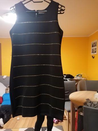 Sukienka czarna elegancka S M