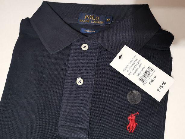Nowe koszulki męskie polówki Polo Ralph Lauren ! OKAZJA !