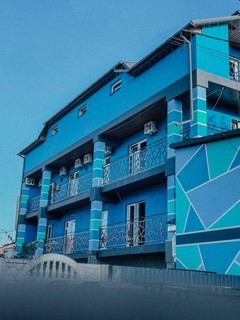 Пансионат Железный порт , номер на море , отдых комната, апартаменты