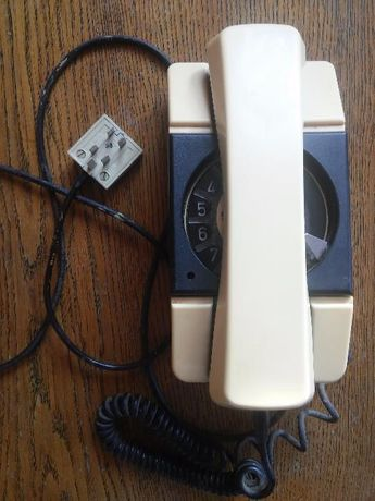 Telefon Stacjonarny Bratek działa Okazja