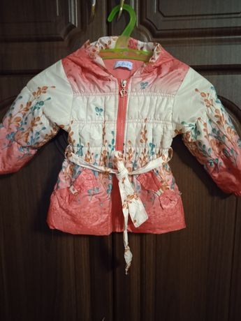 Курточка весна, осень