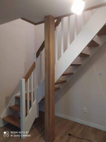 Usługi stolarskie,domki ,tarasy,altany,schody,komp. Stół