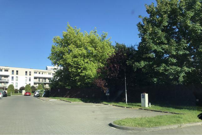 Miejsce pozstojowe osiedle Arkonska Gdansk
