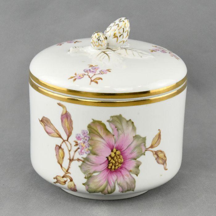 Bomboneira / Potiche Porcelana Artibus