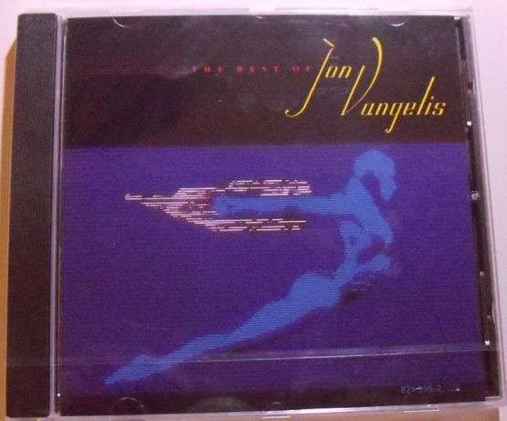 JON & VANGELIS - The Best Of Jon & Vangelis / CD