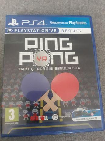 Ps4 Ping Pong vr