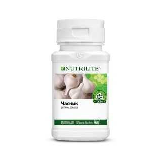 Чеснок от Nutrilite