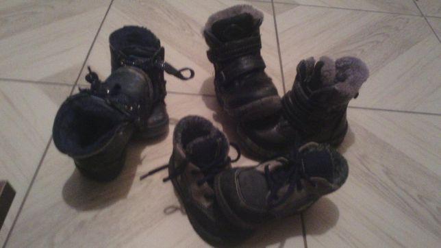 Зимові чобічки