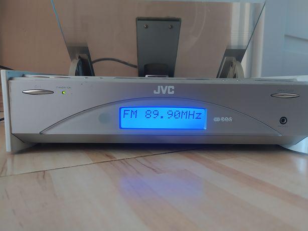 JVC Sprzęt audio RADIO